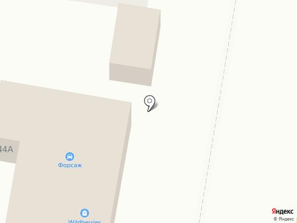 Форсаж на карте Узловой
