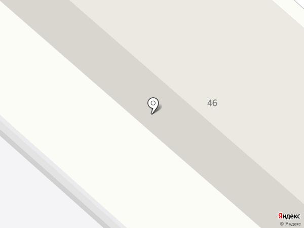 Анастасия, продовольственный магазин на карте Харцызска