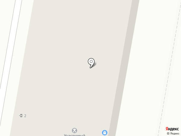 Магазин косметики и бытовой химии на ул. 14 Декабря на карте Узловой