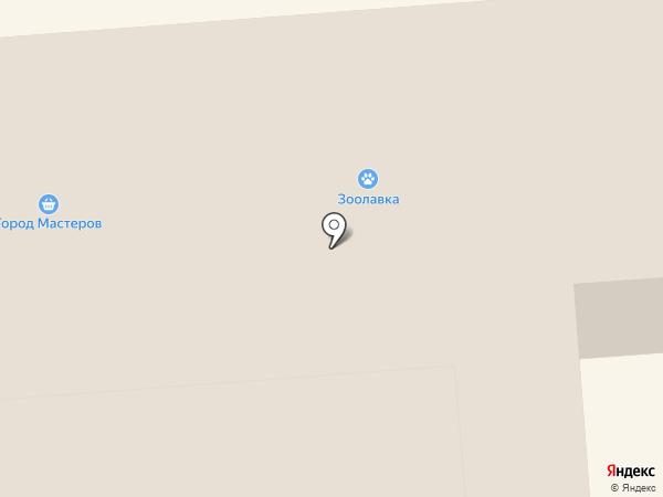 Элика на карте Узловой