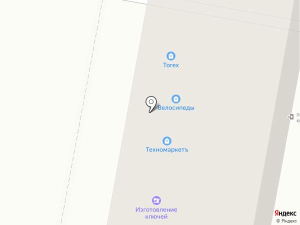 Ника на карте Узловой