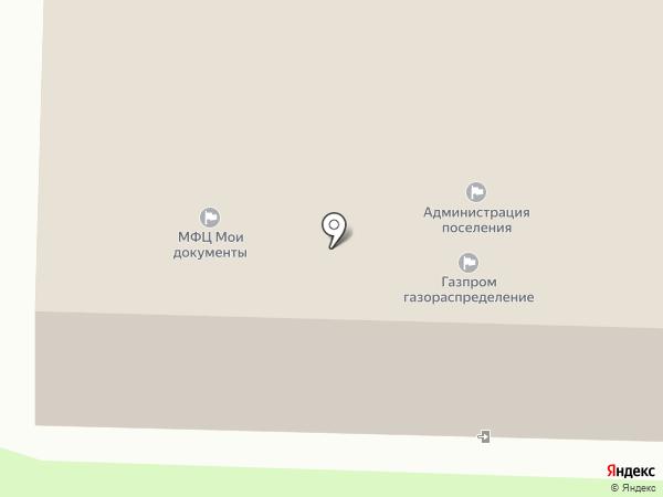 Многофункциональный центр предоставления государственных и муниципальных услуг на карте Грицовского