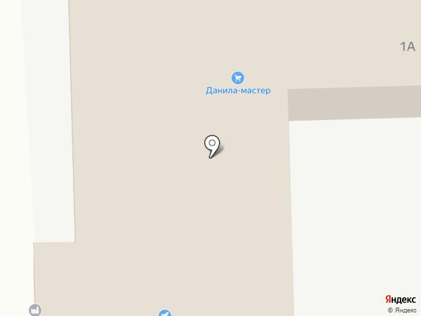 Квазар на карте Узловой
