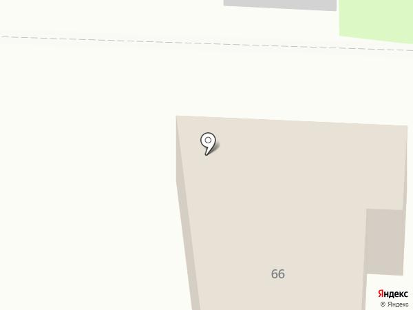 Кроха на карте Абинска
