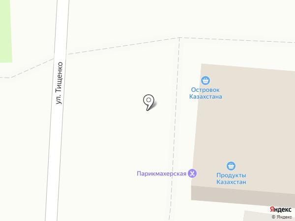 Забава на карте Абинска