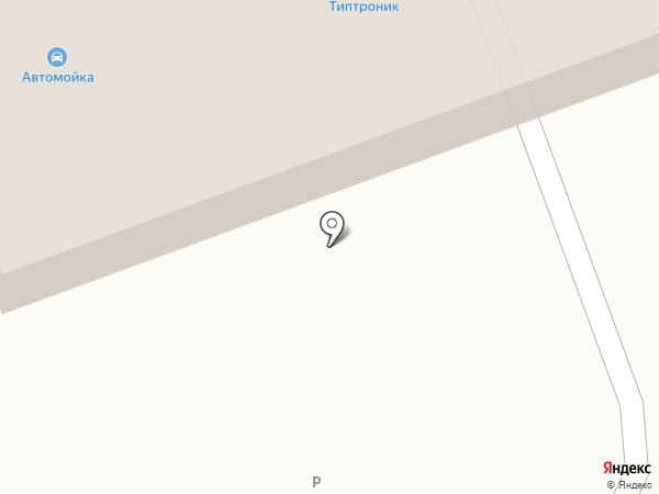 Автостоянка на карте Старой Купавны