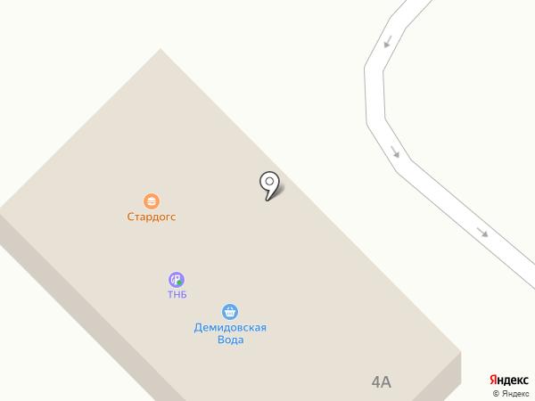 АЗС на карте Узловой