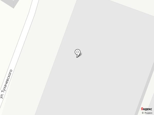Карголифт, производственная компания на карте Харцызска