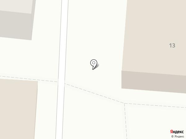 Видикон на карте Абинска