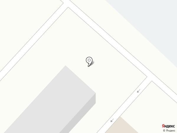 Автостоянка на карте Узловой