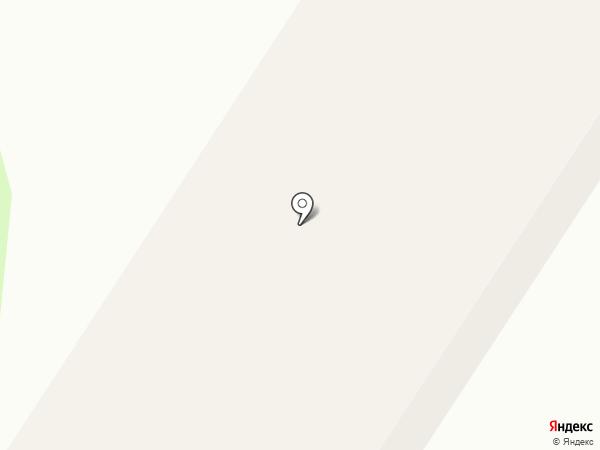 Узловская автошкола на карте Узловой