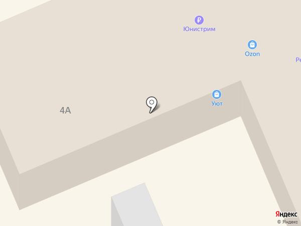 Город связи на карте Старой Купавны