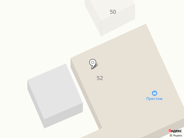 Престиж, магазин на карте Иловайска