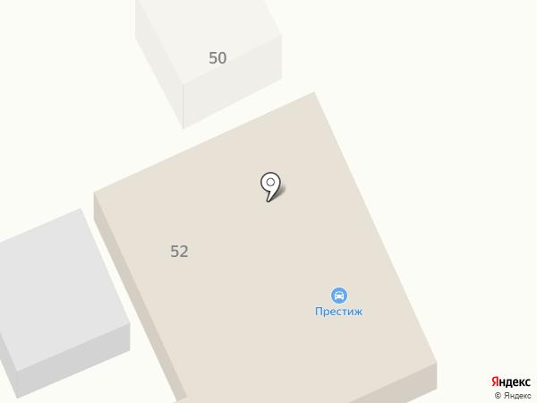Престиж на карте Иловайска
