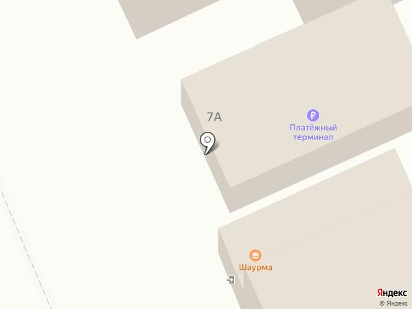 Связной на карте Старой Купавны