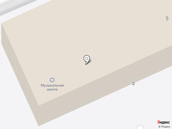 Администрация г. Старая Купавна на карте Старой Купавны