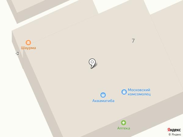 Уют на карте Старой Купавны