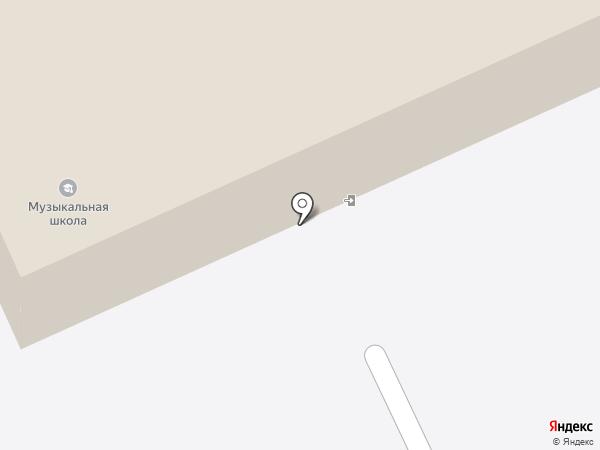 НТК на карте Старой Купавны