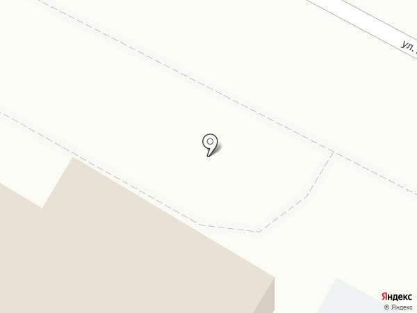 Дионис на карте Узловой