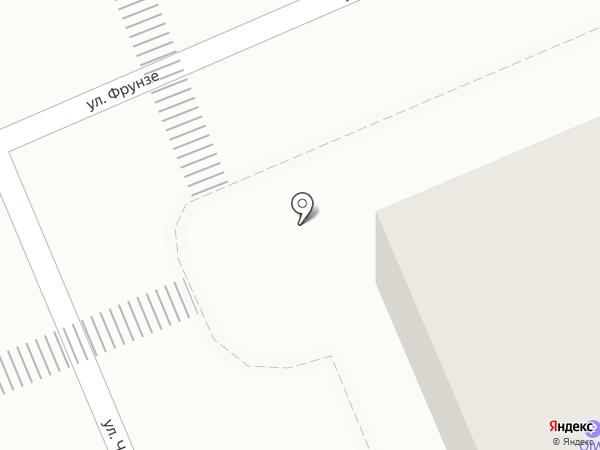 Булочная на карте Старой Купавны