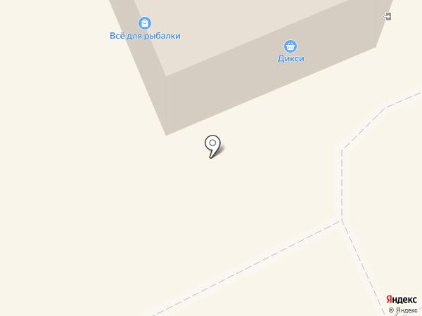 Акваматиба на карте Старой Купавны
