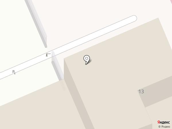 СИБРИУС на карте Старой Купавны