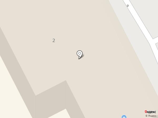 Автокомплекс на ул. Кирова на карте Старой Купавны