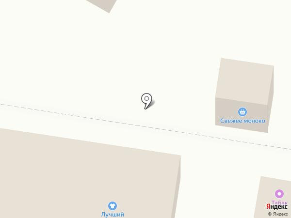 Каприз на карте Узловой