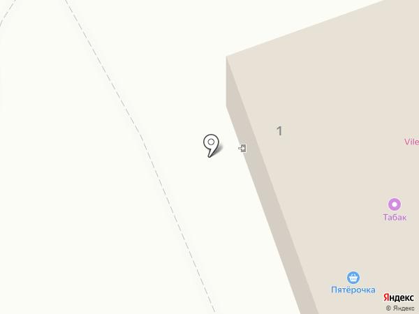 Лидер-М на карте Старой Купавны