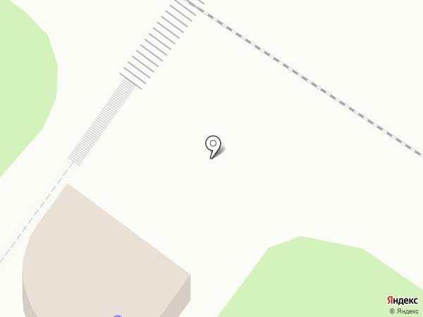 Остановочный пункт 42км на карте Раменского