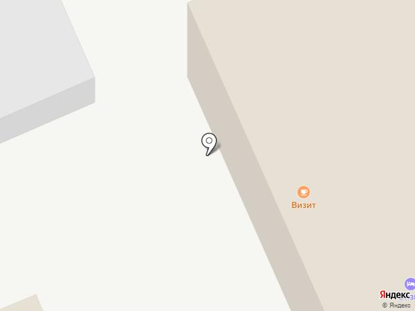 Визит на карте Старой Купавны