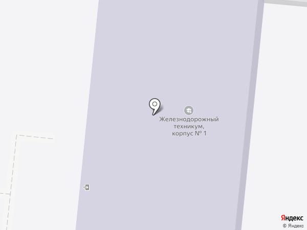 УЖТ на карте Узловой
