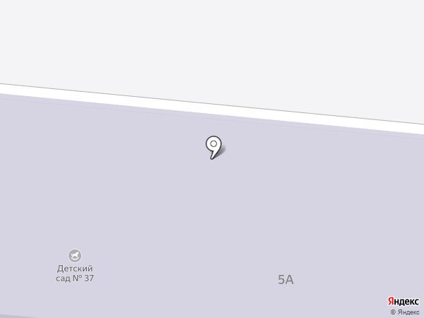 Детский сад №37 на карте Узловой