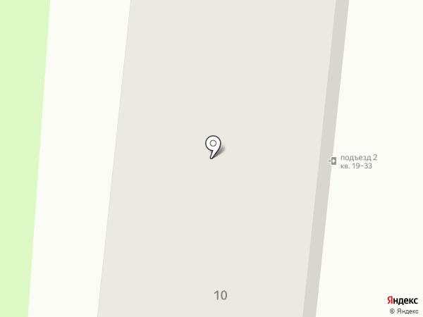 Магазин автозапчастей на карте Узловой