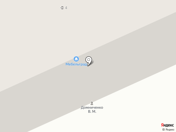 Мебель-Купавна на карте Старой Купавны