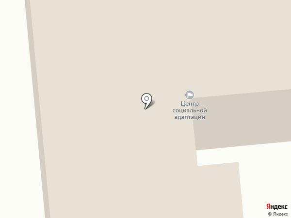 Домашний очаг на карте Лосино-Петровского