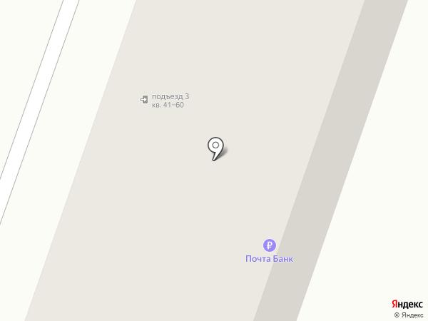 Узловая-9 на карте Узловой