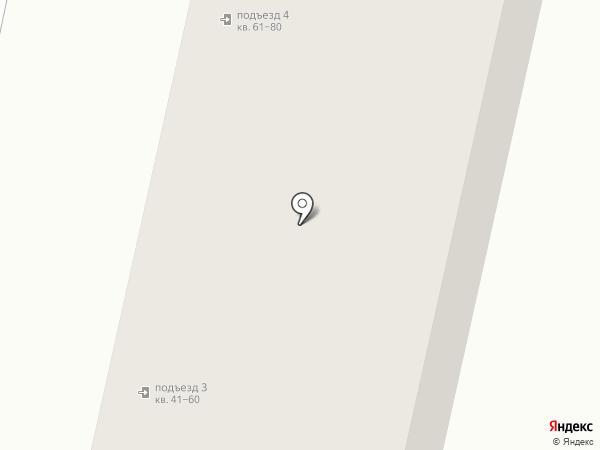 Градус на карте Узловой