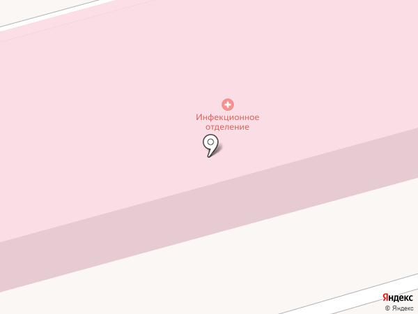 Городская больница на карте Старой Купавны