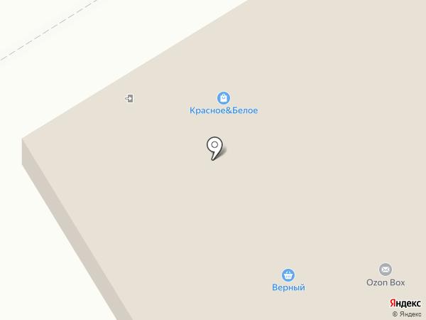 Магазин детских товаров на карте Лосино-Петровского