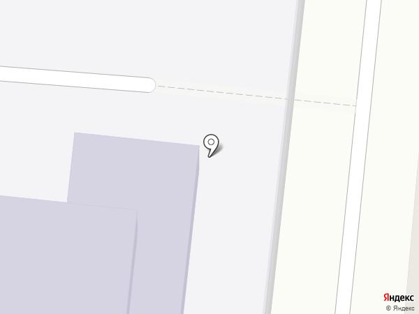 Детский сад №14 на карте Узловой