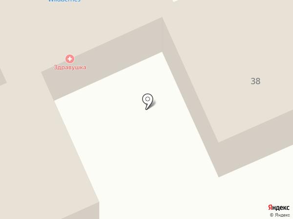 Салем-Мебель на карте Старой Купавны