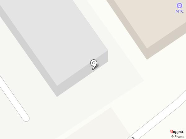 Мобил Элемент на карте Лосино-Петровского