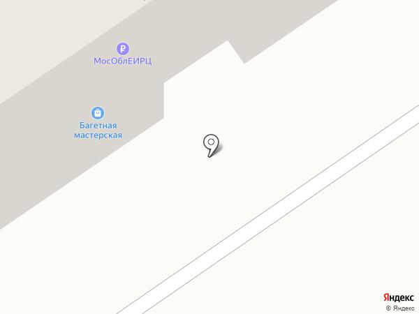 Торгово-монтажная компания на карте Лосино-Петровского