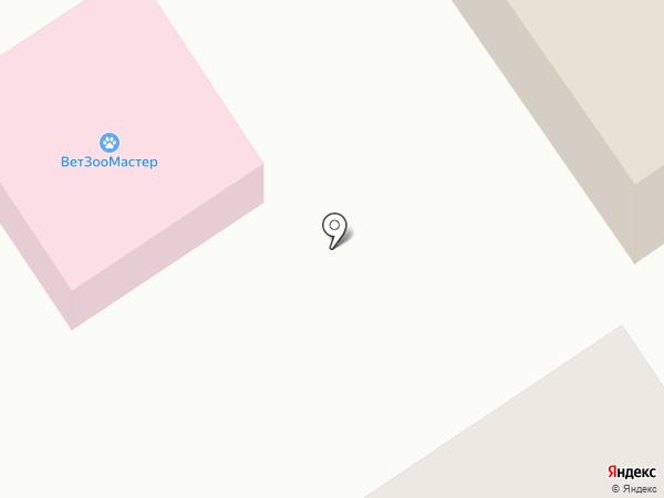 НИКА на карте Лосино-Петровского