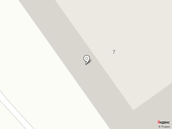 УФМС на карте Лосино-Петровского