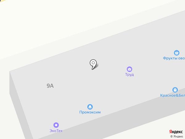 АрболитЭкоБлок на карте Лосино-Петровского