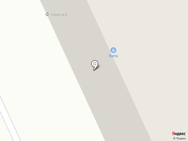 Золушка на карте Лосино-Петровского