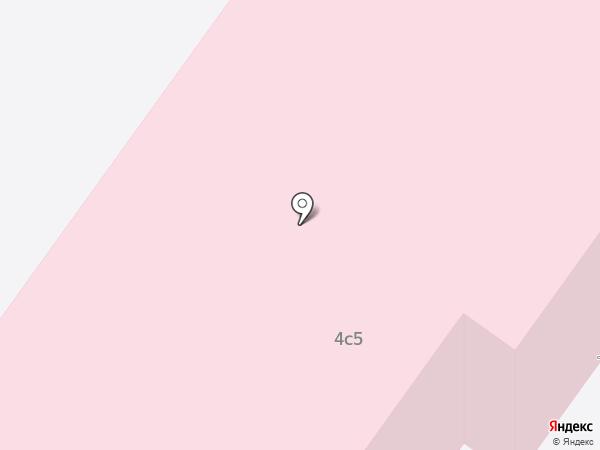 Раменский родильный дом на карте Раменского