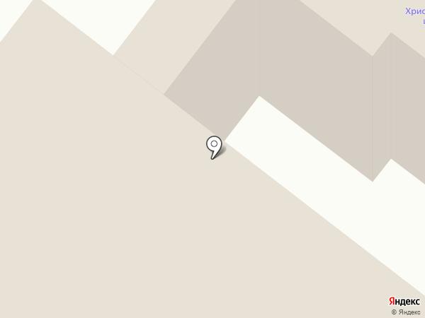 Христианский центр в Раменском на карте Раменского